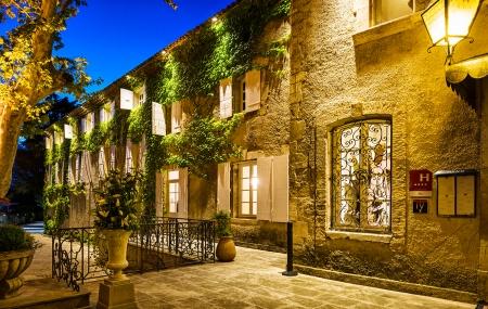 Provence : enchère week-end 2j/1n en hôtel 4*