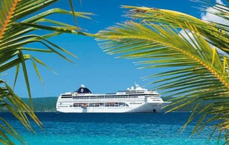 Caraïbes : 1ère minute hiver, croisière 9 jours en pension complète + vols A/R, - 19%