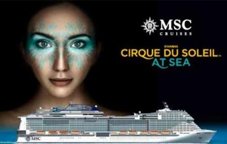 MSC Meraviglia : croisières 8 jours, nouveau navire 5* & spectacle Cirque du Soleil à bord !