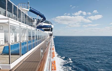 MSC Divina 5* : croisière Méditerranée, 8 jours en pension complète, - 37%