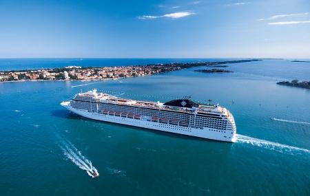 MSC croisières :  promo, 8 jours en Méditerranée ou Caraïbes... jusqu'à - 51%