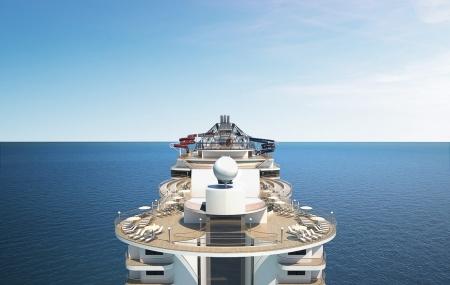 Nouveau navire MSC Seaview 5* : croisière, 8 à 20 jours, Méditerranée & Transatlantique