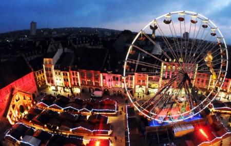 Alsace, Mulhouse : week-end 2j/1n en hôtel 4* + dîner, dispos marché de Noël