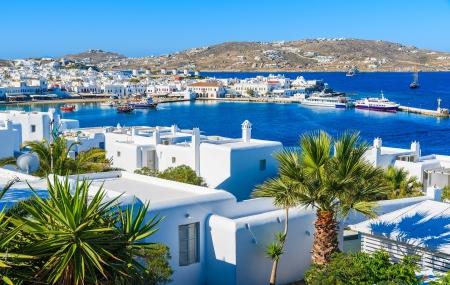 Grèce : vente flash, séjours 6j/5n et plus en hôtels 4*/5*, vols inclus, - 80%