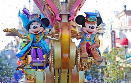 Disneyland® Paris : Pass Annuels pour les 2 parcs Disney, adulte ou enfant