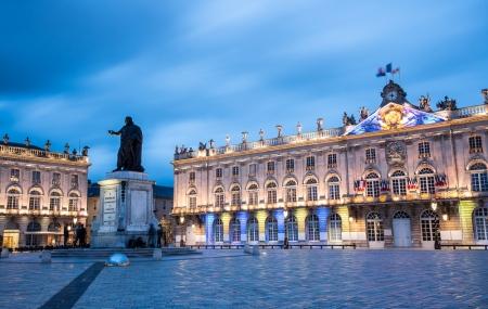 Nancy : promo week-end 2j/1n en apprt'hôtel, dispos Saint-Nicolas et Noël, - 30%