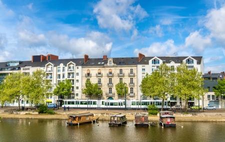 Nantes : St Valentin, week-end 2j/1n  en hôtel 4* + petit-déjeuner & dîner, -39%