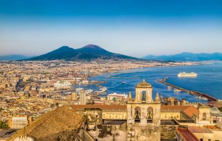Naples : vente flash, week-end 4j/3n en hôtel 4* + petits-déjeuners + vols, - 80%