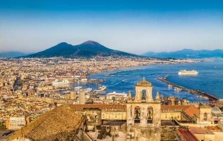Naples : vente flash, week-end 3j/2n en hôtel 3* + petits-déjeuners + vols
