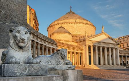 Naples : vente flash, week-end 3j/2n en hôtel 4* + petits-déjeuners