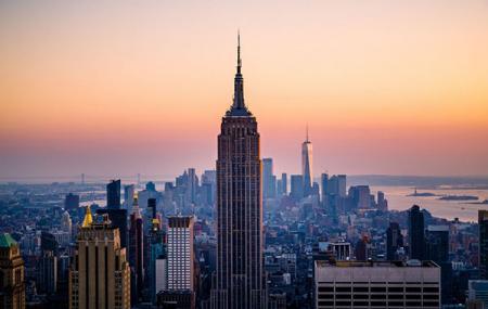 New York & Miami : première minute, combiné 9j/8n en hôtels + pension + vols
