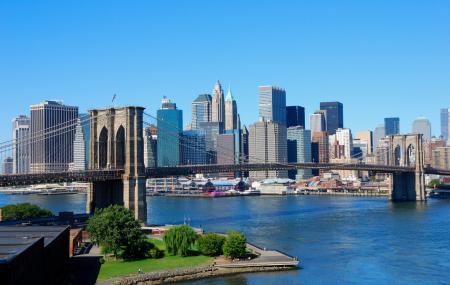 New York, première minute : vols de Paris Orly à New York Newark à moins de 250 € A/R