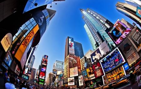 New York : 1ère minute, vols Paris Orly ↔ New York Newark dès 299 € A/R