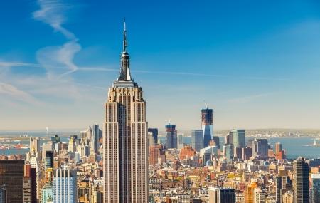 New York : vente flash, week-end 5j/3n en hôtel Mariott 4* + vols
