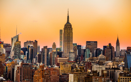 New-York, hiver 2021/2022 : vols directs Paris CDG ↔ New York JFK dès 303 € A/R