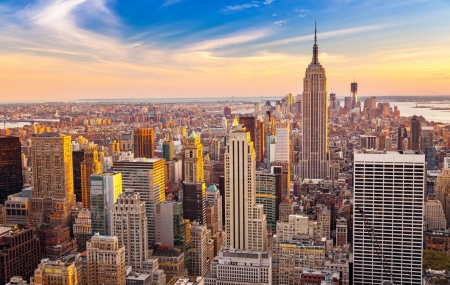 New York : vols Paris CDG ↔ New York JFK dès 225 € A/R