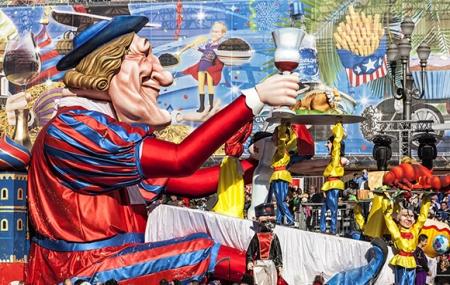 Nice : week-ends 2j/1n ou plus en hôtels 4* + petit-déjeuner, dispos carnaval, - 53%