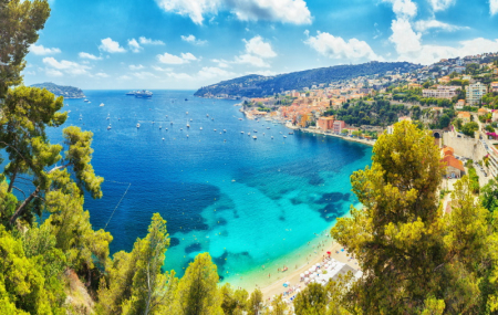 Nice : week-end 2j/1n en hôtel 4* + petit-déjeuner au coeur de la ville