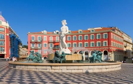 Nice : week-end 2j/1n en hôtel 4* + petit-déjeuner & pause gourmande