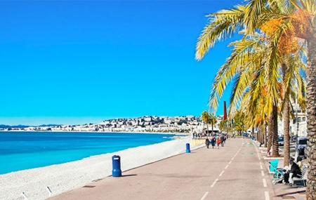 Côte d'Azur : dernière minute, 2j/1n en résidences ou hôtels, Cannes, Antibes, Nice..., - 41%