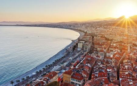 Nice : week-end 2j/1n en hôtel 4* + petit-déjeuner