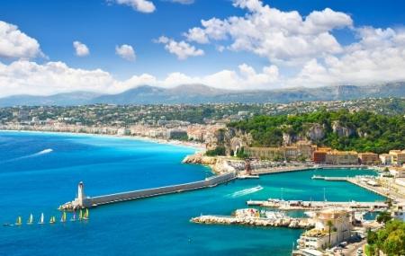 Côte d'Azur : week-end 2j/1n en hôtels et résidences + petit-déjeuner, dispos ponts de mai, - 65%