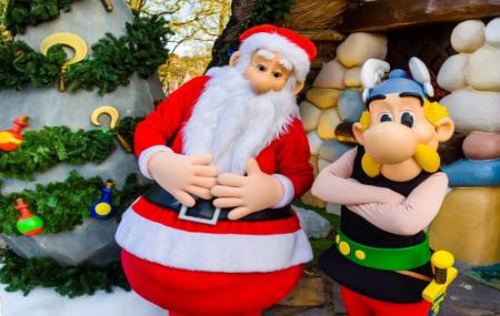 Parc Astérix : week-end 2j/1n en hôtel 4* + petit-déjeuner + entrée au parc, dispos Noël, - 31%