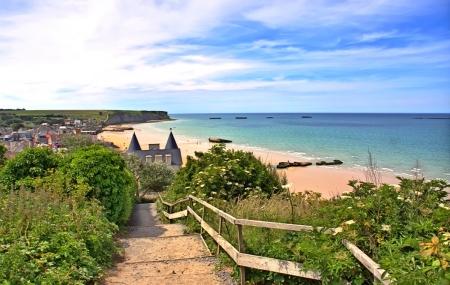 Bretagne & Normandie : locations 8j/7n en résidence, dispos été