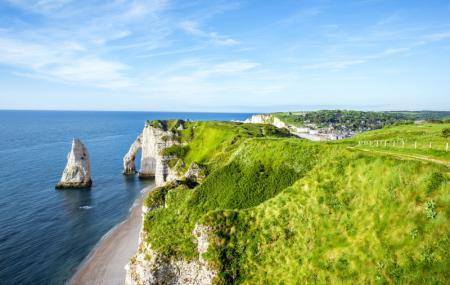 Normandie : enchères, dernière minute, 3j/2n en hôtel front de mer