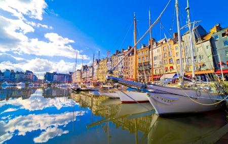 Normandie : week-ends 2j/1n en hôtels ou résidences, dispos Pentecôte