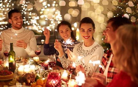Nouvel An : 2j/1n à 8j/7n en hôtel ou résidence + petits-déjeuners + activités, - 50%