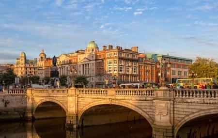 Irlande, Dublin : vente flash, week-end 3j/2n en hôtel 3* + petits-déjeuners & vols, - 79%