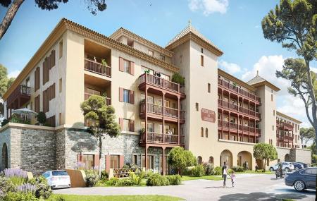 Golfe de Saint-Tropez : location 8j/7n en résidence prestige avec piscine et spa, - 40%