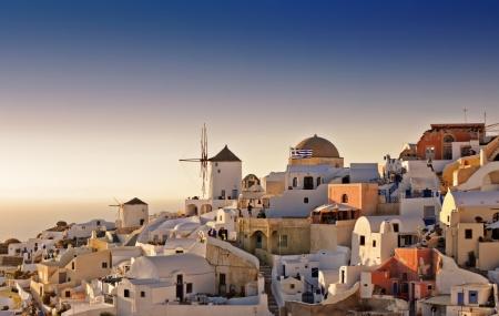 Les Cyclades : vente flash combiné 9j/8n, hôtels 4* + petits-déjeuners + vols