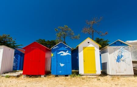 Île d'Oléron : enchère, location 8j/7n en camping 3* en bord de mer