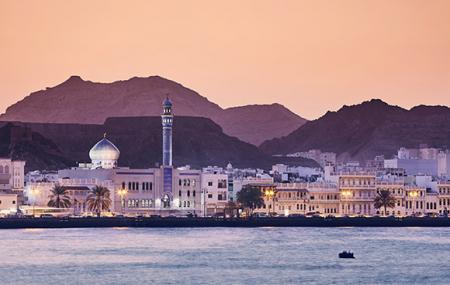 Émirats : croisière 8 jours en pension complète au départ de Dubaï, - 48%