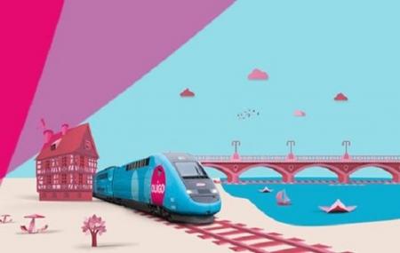 Train : Prix mini pour les petits de moins de 12 ans avec OUIGO