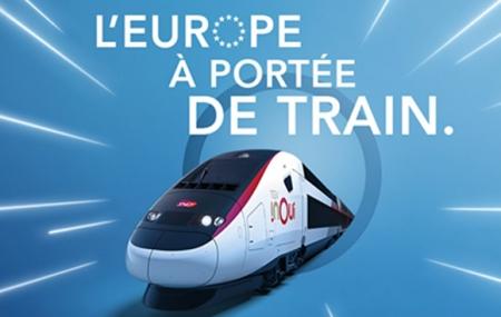 Europe : voyages en train vers Londres, Amsterdam, Bruxelles, Milan...