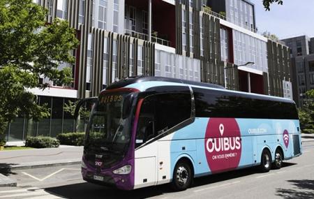 OUIBUS : trajets à petits prix vers l'Europe, Barcelone, Milan, Bruxelles...