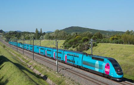 OUIGO : billets de train printemps & été à partir de 16 € A/S