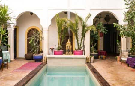 Marrakech : enchère, 5j/4n en Riad au cœur de la Médina + petits-déjs + massages