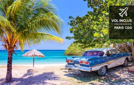 Cuba en circuit : enchère, 9j/7n en hôtels 4* et 5* avec pension complète + vols
