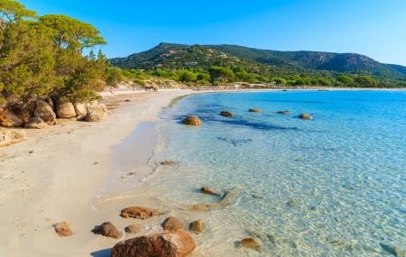 Corse, proche Île Rousse en camping : location 8j/7n en mobil-home, - 38%