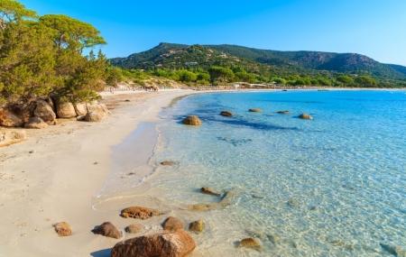 Corse, Cervione : location 8j/7n en résidence 3* avec piscine  en bord de plage, - 52%