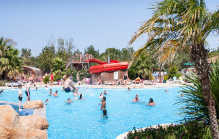 Languedoc, Argelès s/mer : camping 4* 8j/7n en mobil-home en bord de mer, - 35%