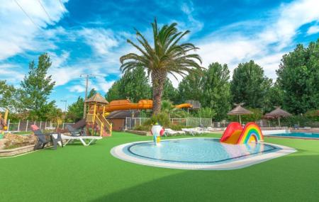 Languedoc, camping 4* : vente flash, 8j/7n en mobil-home + piscine & animations, en bord de plage