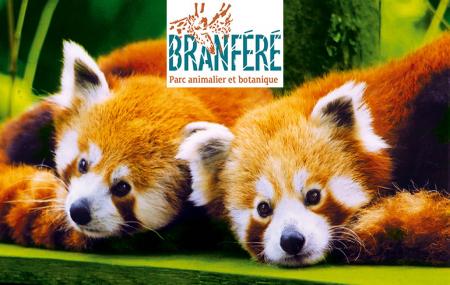 Bretagne, Parc animalier Branféré : vente flash, 3j/2n en résidence + entrée au parc