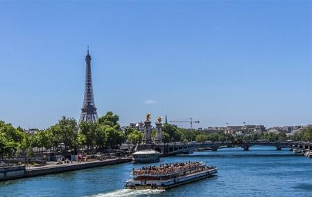 Paris : week-end 2j/1n en hôtel 3* + petit-déjeuner & croisière sur la Seine