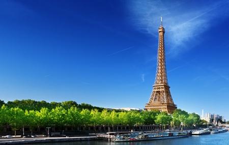Paris en été : vente flash week-ends 2j/1n en hôtels 3 & 4* + petit-déjeuner