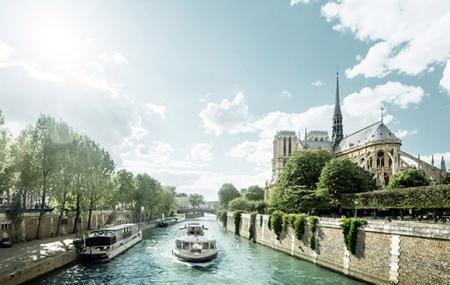 Paris : enchère, croisière sur la Seine pour 2 personnes